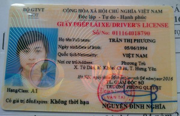 làm bằng lái xe máy không cần thi