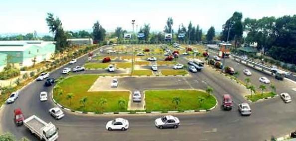 sân đào tạo lái xe ô tô