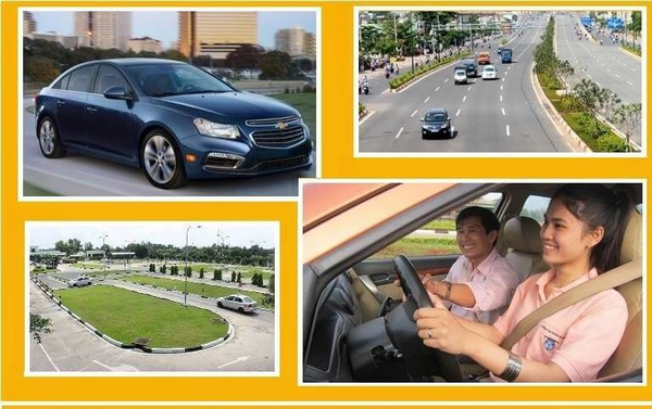 bảng giá học lái xe ô tô quận cầu giấy