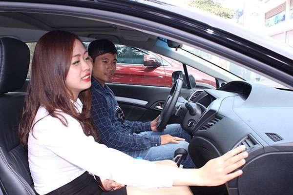 học lái xe ô tô uy tín tại hà nội